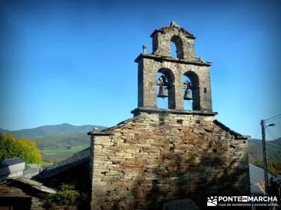 Ancares lucenses; viaje Puente noviembre; ruta montaña madrid viajes organizados